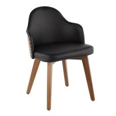 LumiSource Ahoy Chair WalnutBlack
