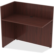 Lorell Essentials Series Reception Desk Return
