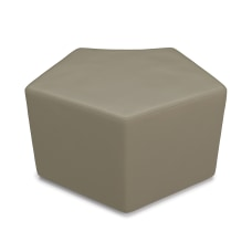 OFM Quin Series Stool Taupe