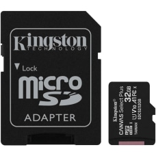 Kingston Canvas Select Plus 32 GB