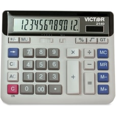 Victor PC Touch 2140 Desktop Calculator