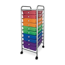 Office Depot Brand 10 Drawer Organizer