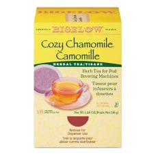 Bigelow Cozy Chamomile Herbal Tea Single