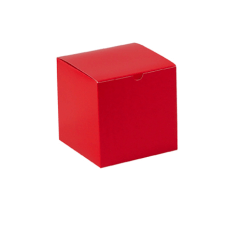 Partners Brand Holiday Red Gift Boxes