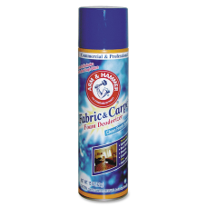 Arm Hammer Fabric Carpet Foam Deodorizer