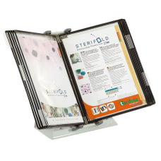 Tarifold DA271 10 Panel Antimicrobial Desktop