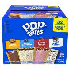Pop Tarts Variety Pack 541 Oz