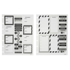 TUL Discbound Organization Stickers Assorted Designs