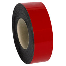 Partners Brand Red Warehouse Labels LH129
