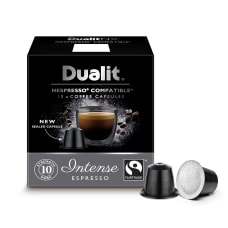 Dualit And Nespresso Compatible Coffee NX