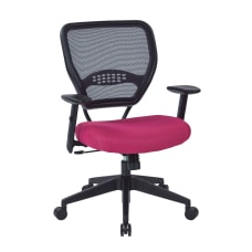 Office Star Professional Ergonomic Mid Back