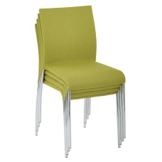 Ave Six Conway Stacking Chairs Spring