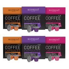 Bestpresso Single Serve Coffee Freshpacks Intense