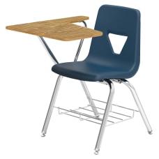 Lorell Classroom Student Combo Desk Tablet