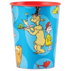 Amscan Dr Seuss Plastic Favor Cups
