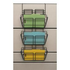 Panelmate Triple File Basket Organizer 15