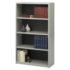 Safco Value Mate Steel Bookcase 4