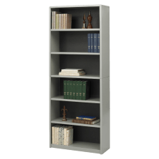 Safco Value Mate Steel Bookcase 6
