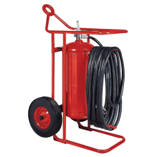Wheeled Fire Extinguisher Units Class A