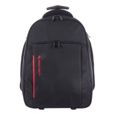 Swiss Mobility Stride Business Backpack On
