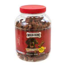 Milk Bone Soft Chewy Beef Dog