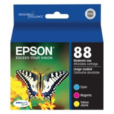 Epson 88 T088520 DuraBrite Ultra Tricolor