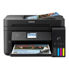 Epson WorkForce ST 4000 Wireless Supertank