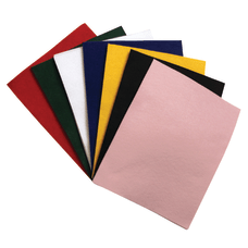 Creativity Street One Pound Felt Sheets