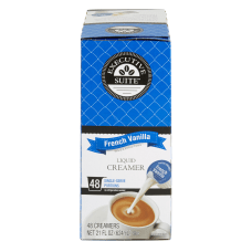 Executive Suite Liquid Coffee Creamer French