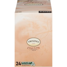 Twinings Chai Latte Single Serve K
