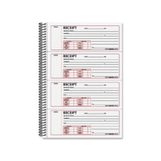 Rediform Money Receipt Book 300 Sheets
