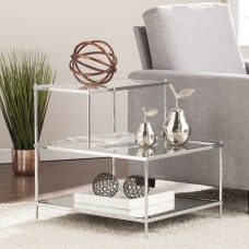 Southern Enterprises Knox Glam Mirrored Accent