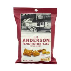 HK ANDERSON Peanut Butter Filled Pretzel