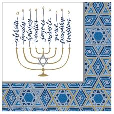 Amscan Hanukkah Festival Of Lights 2