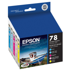 Epson 78 T078920 Claria Hi Definition