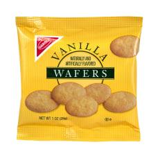 Vanilla Wafers Mini Cookies 1 Oz