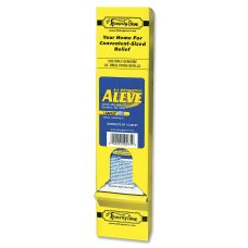 Lil Drugstore Aleve Individually Wrapped Pack
