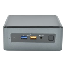 SimplyNUC NUC8i7BEH Mini Desktop PC Intel