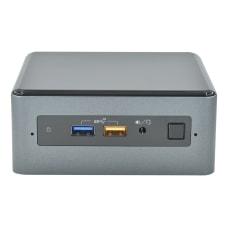 SimplyNUC NUC8i7BEH Mini Desktop PC Intel