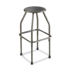 Safco Diesel Industrial Stool Black