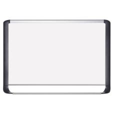 MasterVision Porcelain Dry Erase Board 24