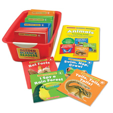 Scholastic Teaching Resources Guided Science Readers