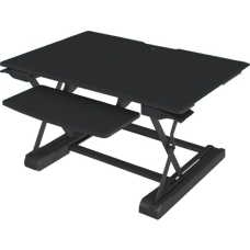Amer Sit Stand Integrated Desk Workstation
