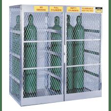 Justrite Cylinder Storage Locker 10 20