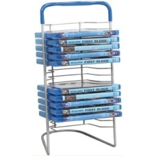 Atlantic 16 Blu ray Media Rack