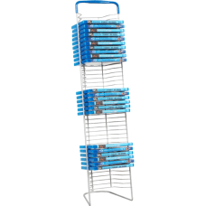 Atlantic 42 Blu ray Media Rack