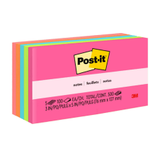 Post it Notes 3 x 5