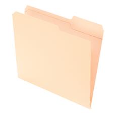 Office Depot Brand Reinforced Tab File