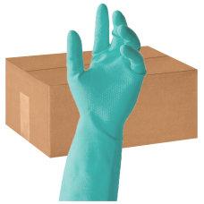 Tronex Flock Lined Nitrile Multipurpose Gloves