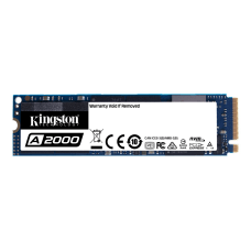 Kingston A2000 Solid state drive encrypted
